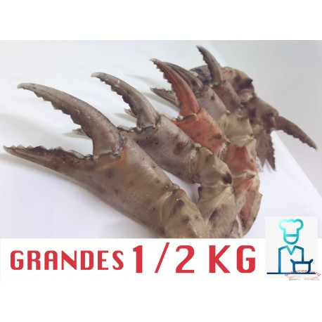 BOCAS GRANDES COCIDAS