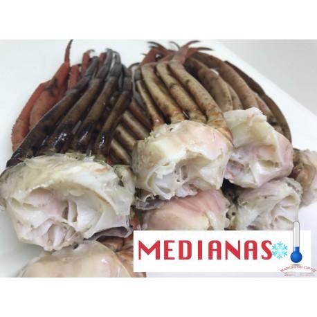 PATAS MEDIANAS CRUDAS CONGELADAS