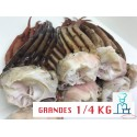 PATAS GRANDES  COCIDAS 1/4 KG
