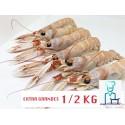 CIGALAS EXTRA GRANDES COCIDAS 1/2 KG