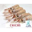 CIGALAS CHICAS COCIDAS
