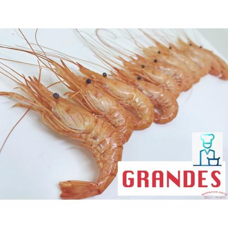 QUISQUILLAS GRANDES COCIDAS