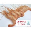 QUISQUILLAS GRANDES COCIDAS 1/2 KG