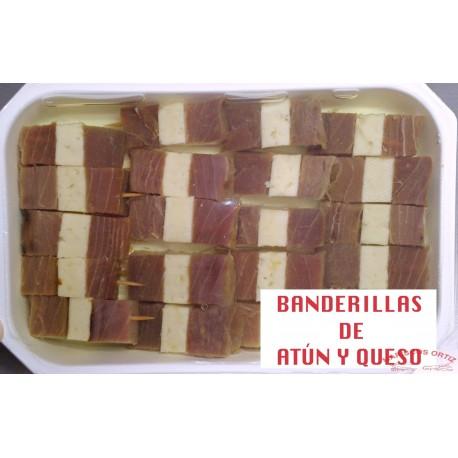 BANDERILLAS DE MOJAMA